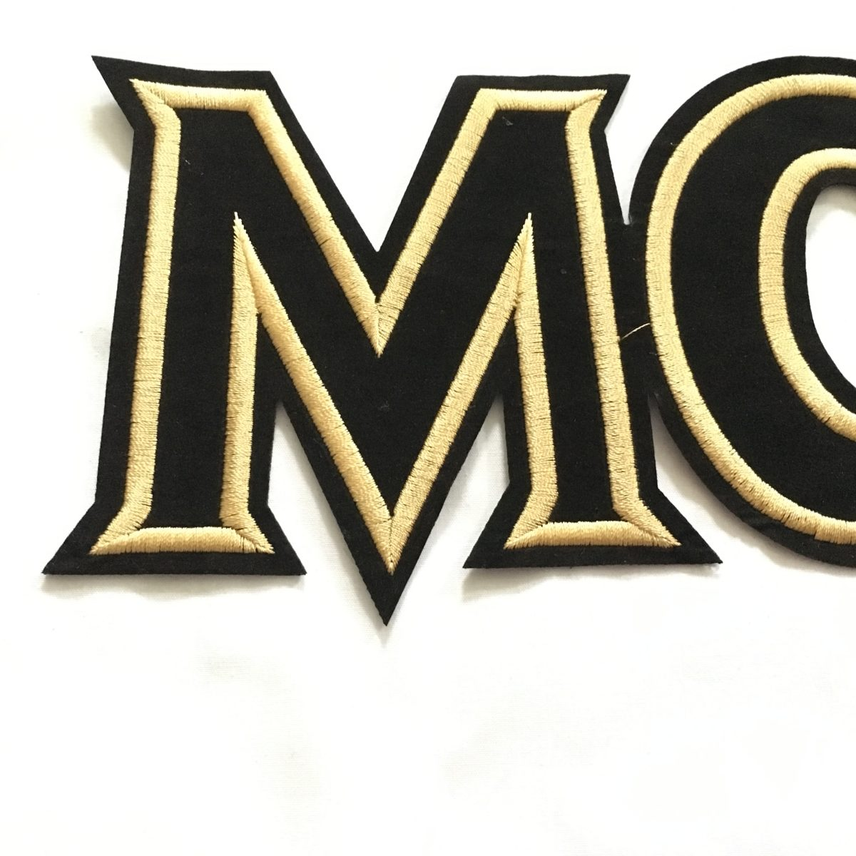 NEW MCM Beautiful Designer Inspired Patch, Iron On Patch 2