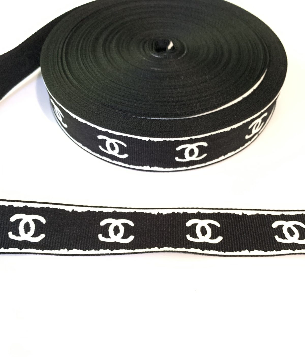 "Designer Inspired Ribbon 1"" (3 Yards) 1"