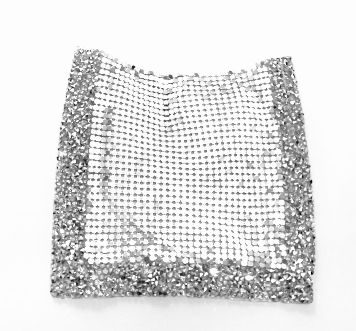 NEW Rhinestone Pocket Patch, Applique,  Iron On, Hot fix,  DIY clothing 1