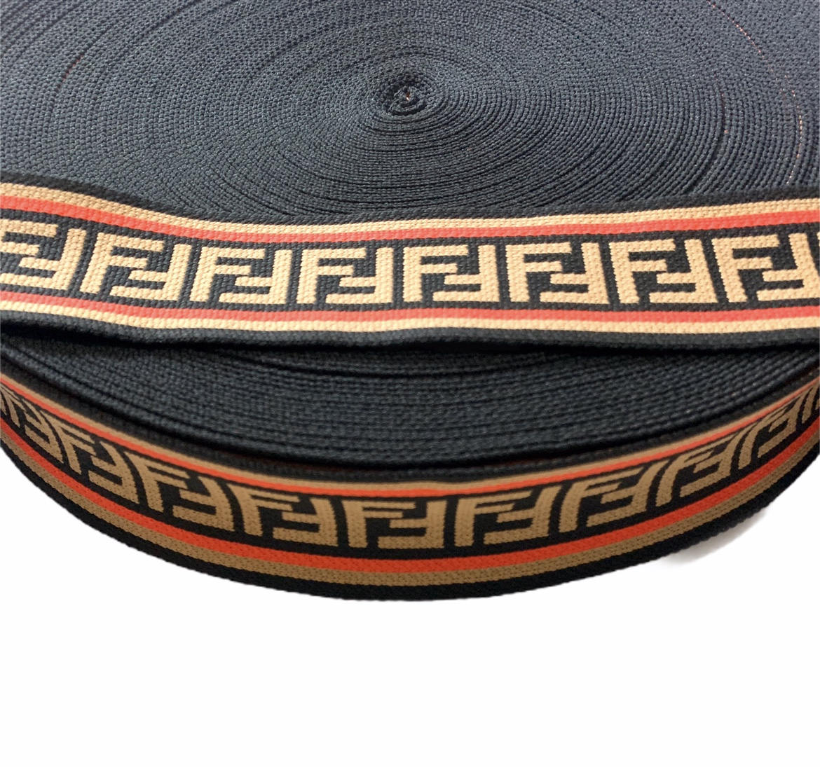 "Beautiful Fendi Knit Trim,  2"" 2"